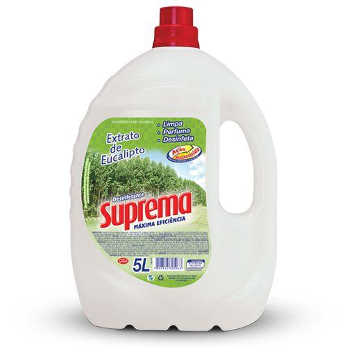 Desinfetante Suprema 5L - Aromas