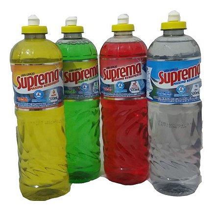 Detergente Suprema 24x 500ml - Aromas