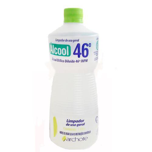 Alcool 46°  1L CX C/12
