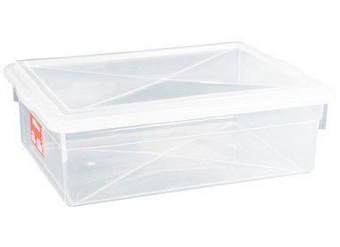 Caixa Organizadora 3L - Cores