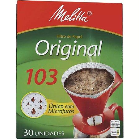 Filtro de Papel Melitta 103 C/30 UNI