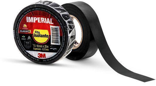 Fita Isolante 3M Imperial 10 Metros