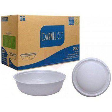 Marmitex Isopor Darnel n°8 C/100