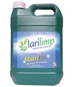 Multiuso  Larilimp Galão 5 litros
