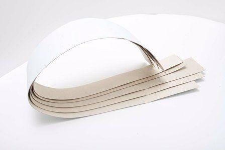 Tiras de Papelão 80cm - 1Kg