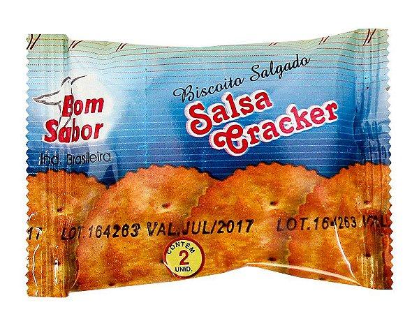 Sache Biscoito Salsa Cracker  CX C/180