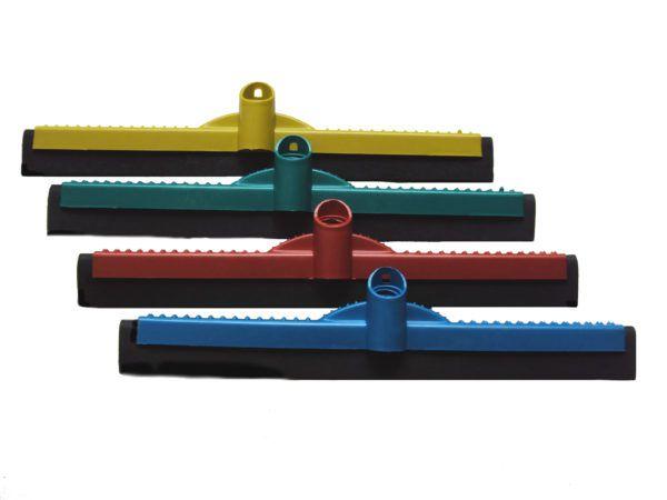 Rodo Plástico Simples C/ Cabo - Tamanhos