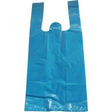Sacola Azul Transl. 25x35 C/2 Kg Esp. 0,047