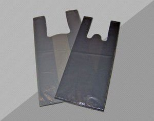 Sacola Cinza Transl. 25x35 C/2 kg
