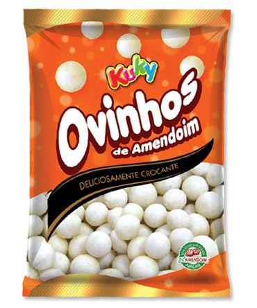 Ovinho de Amendoim 1,005 Kg