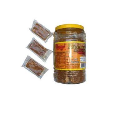 Paçoca Caseira Clamel 1,2 kG C/20