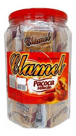 Paçoca Molecão Clamel 1,2 Kg C/20