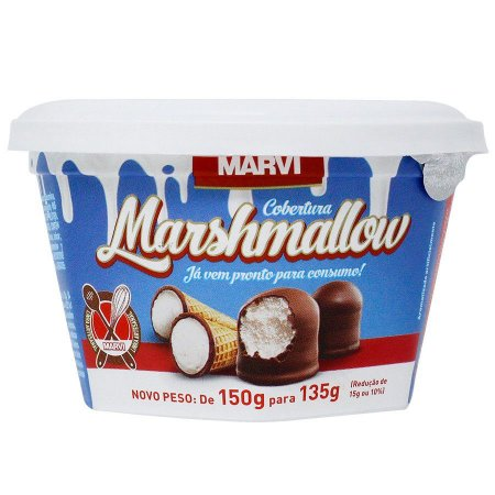 Marshmallow Pronto Marvi 135g