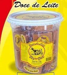 Doce De Leite Puro Din Dan Pote 700g C/20
