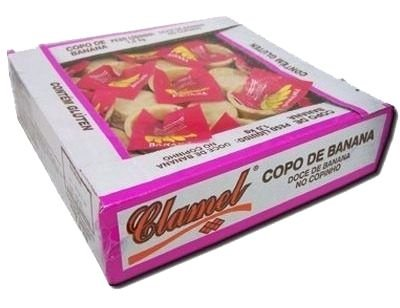 Copo de Banana Clamel 1,5 Kg C/50