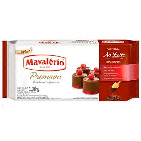 Cobertura Mavalerio Premium Chocolate Ao Leite 1,010 Kg