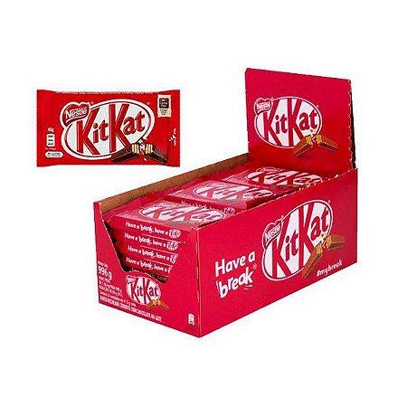 Chocolate Kit Kat Nestlé  Sabores 41,5g C/24