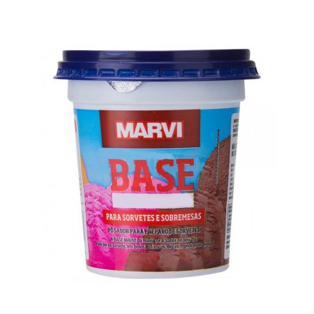 Base Marvi Chocolate 80gr