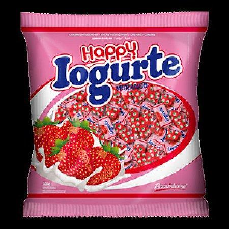 Bala Happy Iogurte 600gr