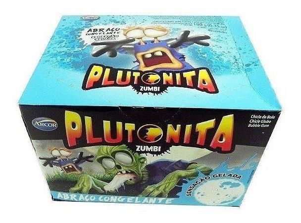 Chiclete Plutonita Abraço Congelante C/40