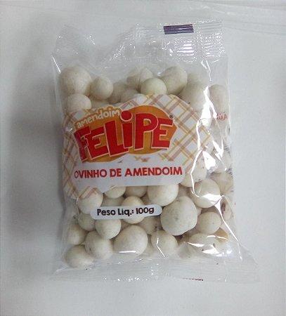 Ovinho de Amendoim Felipe 100g