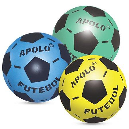 Bola Futebol Apolo Sortida C/6