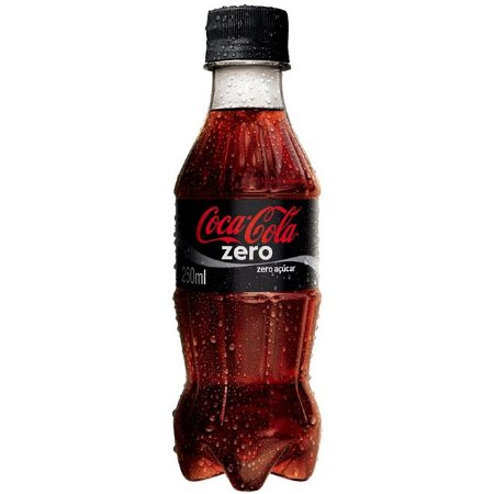 Coca Cola Mini Sem Açucar 220ml