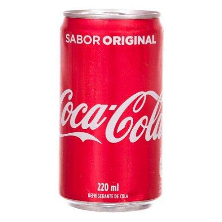 Coca Cola Mini 220ml