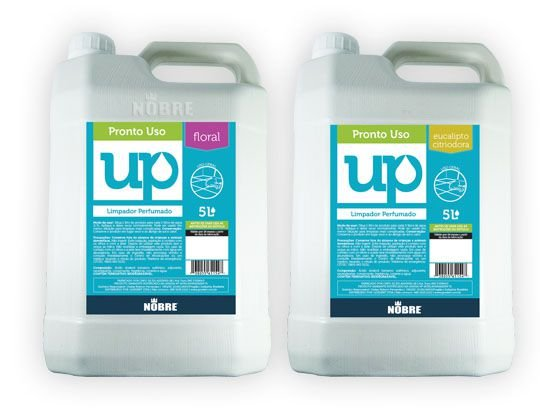 Desinfetante Up Aromas 5L