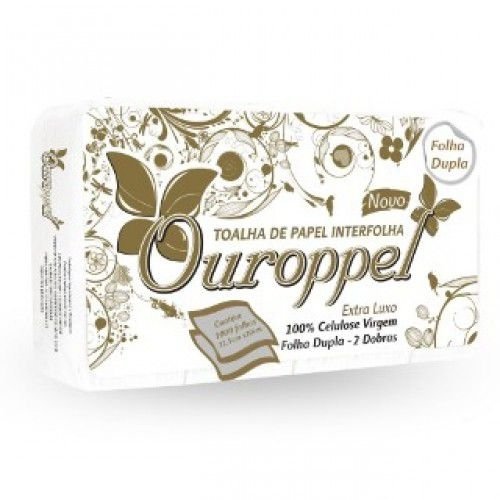 Papel Toalha Ouropel Supreme C/2 Rolos