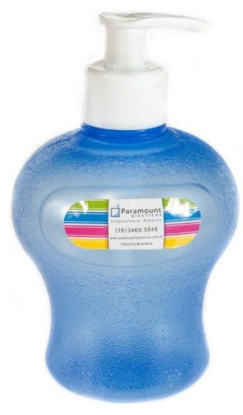 Porta Sabonete Liquido Paramount  350ml
