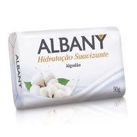 Sabonete Albany Hidratação Suavizante  Pct C/12