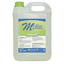 Sabonete Liquido Mollis Antisseptico Archote 5L