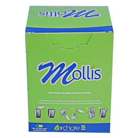 Sabonete Liquido Mollis Antisséptico 800ml