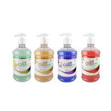 Sabonete Líquido Callamarys Aromas 500ml Cx C/12