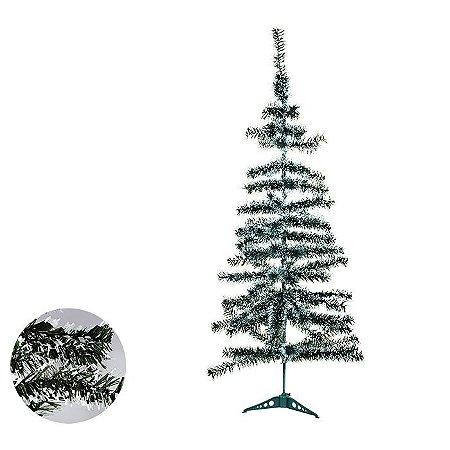 Arvore de Natal Nevada Zein 150cm  (200 galhos)