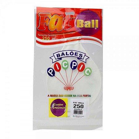 Balão Fat Ball Gigante nº 250 Cores Uni