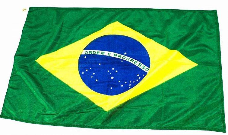 Bandeira do Brasil 50x70cm