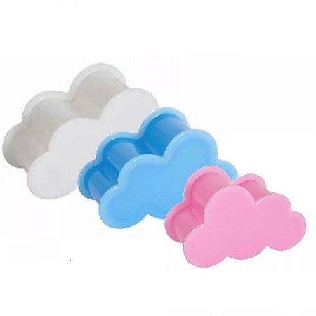 Caixa Acrílica Nuvem Cores C/10