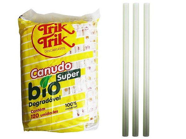 Canudo Trik Trik Bio Super C/120
