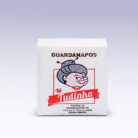 Guardanapo de Mesa Vó Tudinha Grande C/ 50