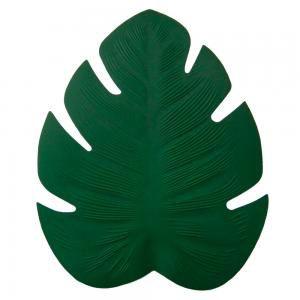 Painel EVA Folha Verde Escuro Modelos C/3