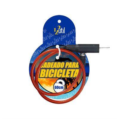 Cadeado P/ Bicicleta 60cm