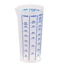 Copo Medidor Multiuso 400ml