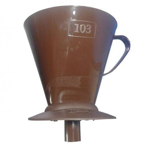 Porta Filtro de Café