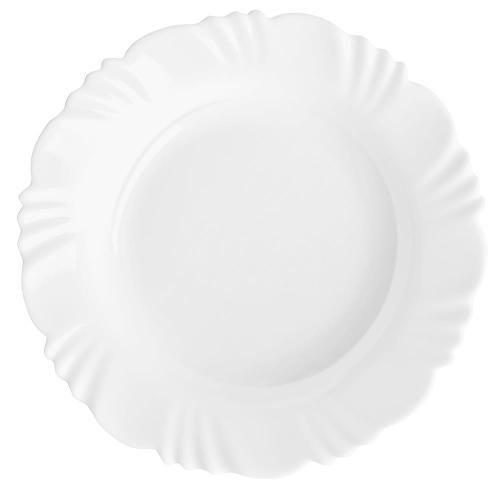 Prato Branco Fundo