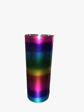 Copo Long Drink Jateado Cores