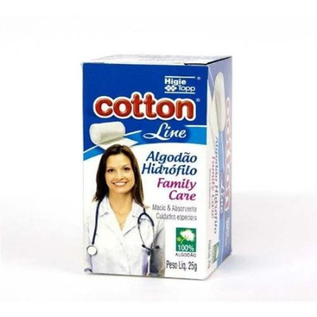 Álgodão Cotton 25g