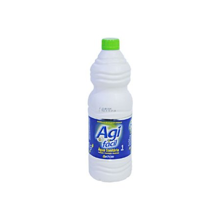 Água Sanitária Agifácil 1l Unitário