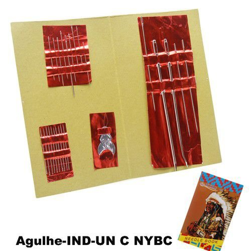 Agulheteiro Needles Nybc An.02